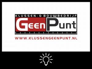 Geen Punt logo
