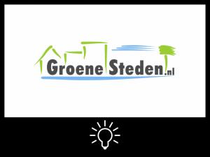Groene Steden logo