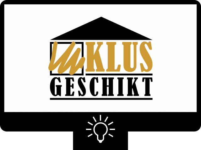 Klus Geschikt – logo