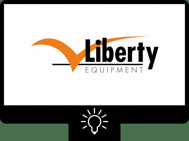 Liberty equipment – logo