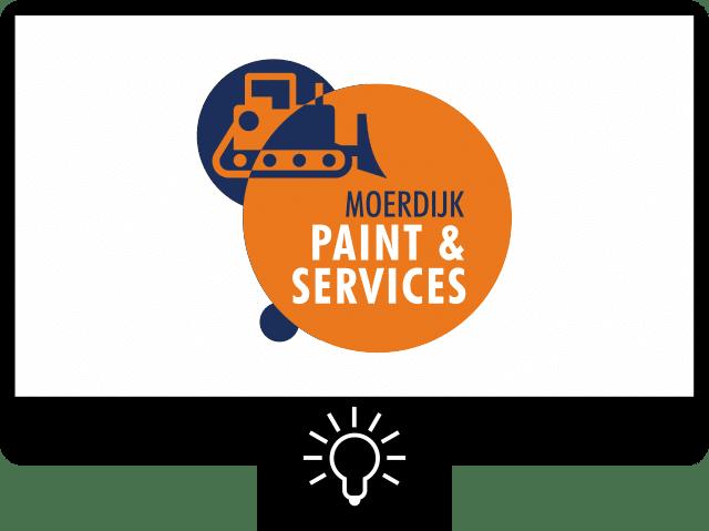 Moerdijk Paint & Services logo