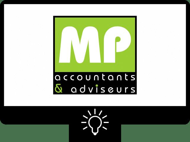 MP accountants – logo