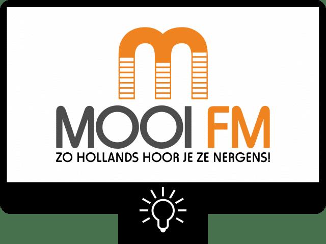 MOOI FM — logo