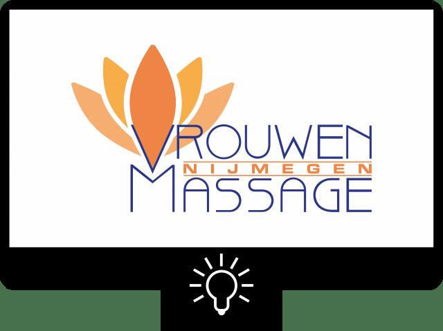 Vrouwenmassage Nijmegen — logo