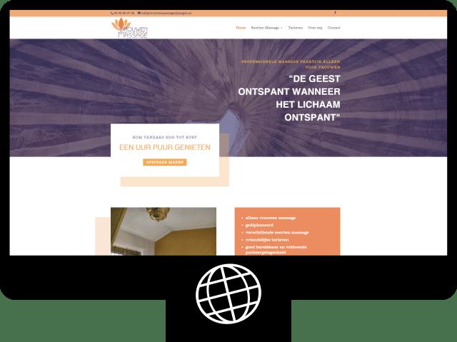 Vrouwenmassage Nijmegen — website