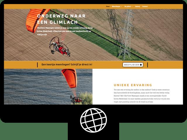 Skyview Nijmegen — website