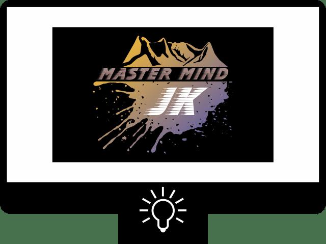 Running — logo