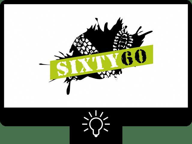 Sixty 60 — logo