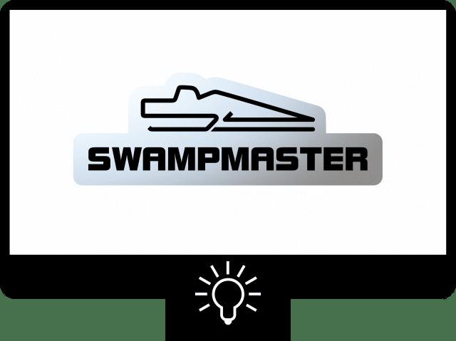 Swampmaster — logo