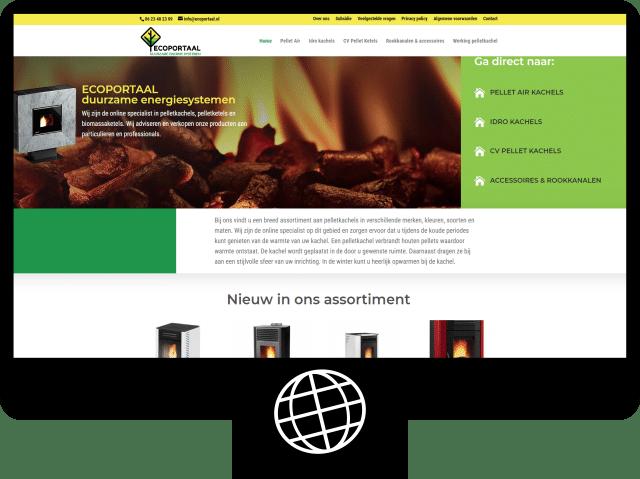 EcoPortaal — webshop