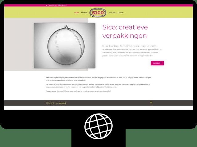 Sico — webshop