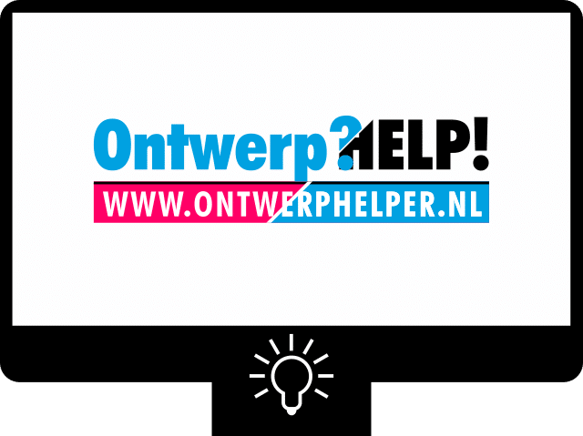 Ontwerphelper — logo