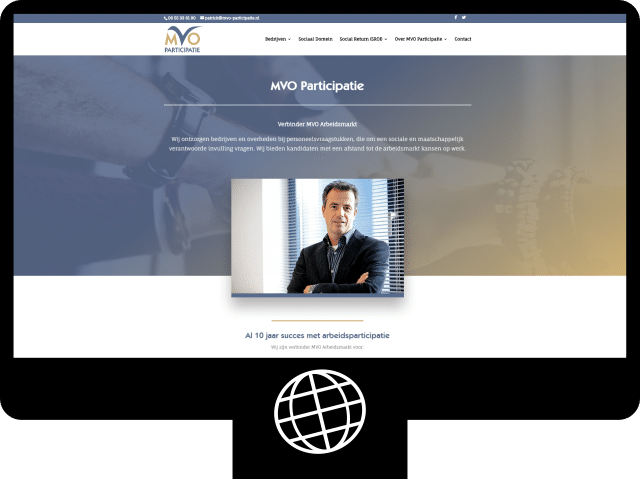 MVO Participatie — website