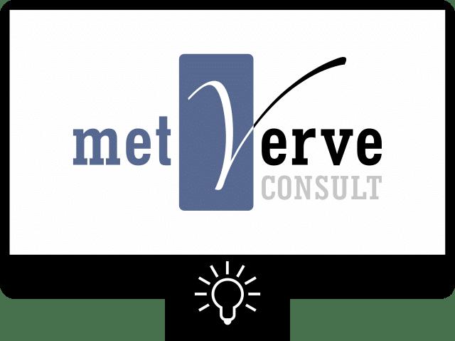 Met Verve consult — logo