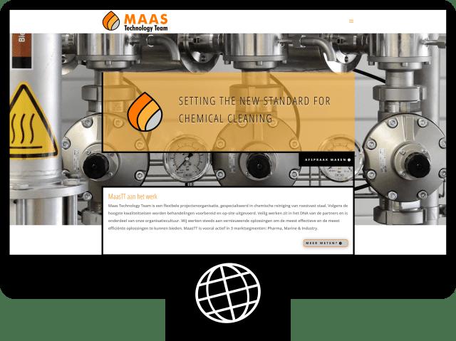 Maas TT — website